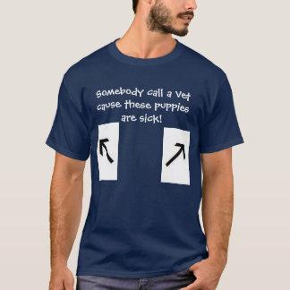 Camiseta Alguien llama a un veterinario