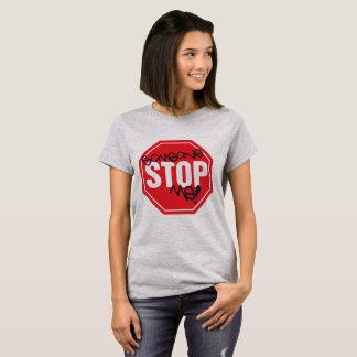 "Camiseta ""Alguien me para """