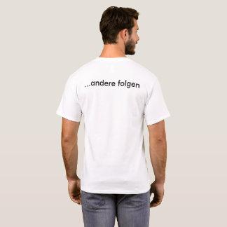 Camiseta Algún guian, otras consecuencias