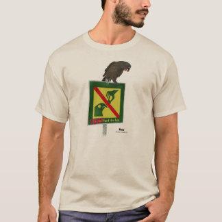 Camiseta Alimente por favor el Kea