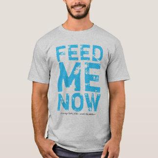 Camiseta ALIMÉNTEME AHORA (TM) juntan con te
