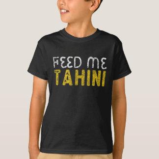 Camiseta Aliménteme el tahini