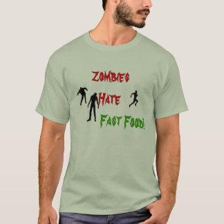 Camiseta ¡Alimentos de preparación rápida!
