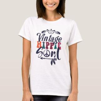 Camiseta Alma del Hippie del vintage