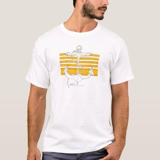 Camiseta almirante de la flota, fernandes tony del oro