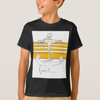Camiseta almirante del oro, fernandes tony