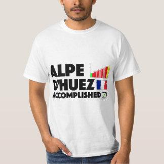 Camiseta Alpe d'Huez que completa un ciclo la montaña de