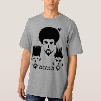 Camiseta alta de Hanes del SWAG de los hombres