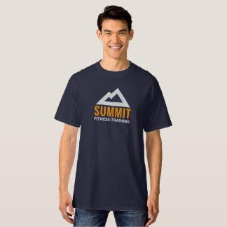 Camiseta alta del entrenamiento de la aptitud de