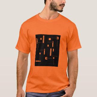 camiseta ALTA grande de n de Va-CA 'por el DAL