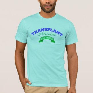 Camiseta Alumnos del trasplante - beneficiario del corazón