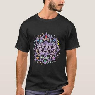 Camiseta Alzheimers Lotus