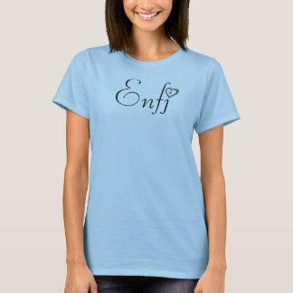 Camiseta Amado por un idealista: ENFJ