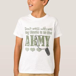 Camiseta Amado y protegido por mi papá