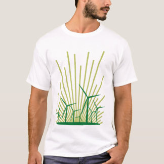 Camiseta amanecer: rayo de la luz