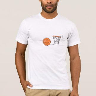 Camiseta Amante del baloncesto
