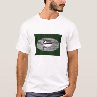 Camiseta Amante t - Bufflehead del pato