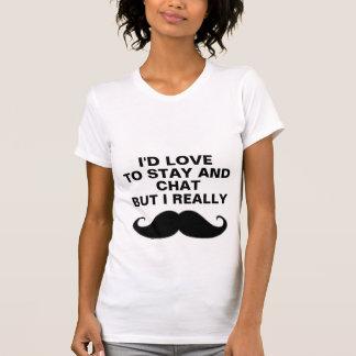 Camiseta Amaría permanecer y charlar
