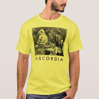 Camiseta amarilla de Discordia