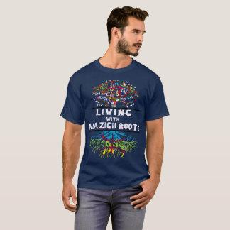 Camiseta amazigh raíz