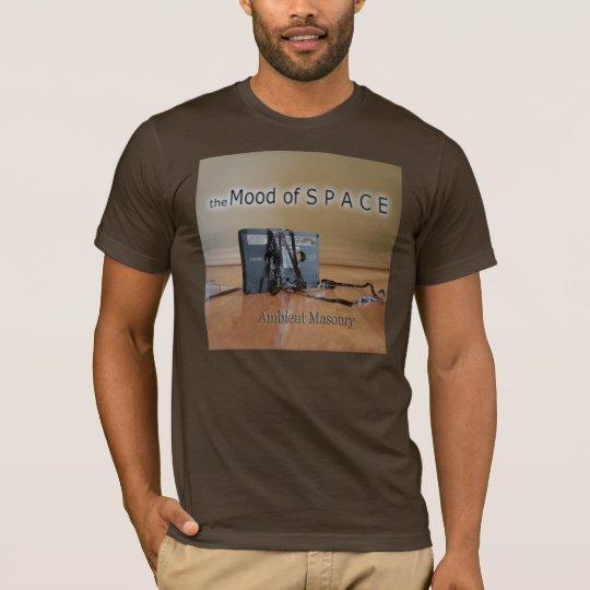 Camiseta ambiente de la albañilería