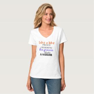 Camiseta Ame a un marinero