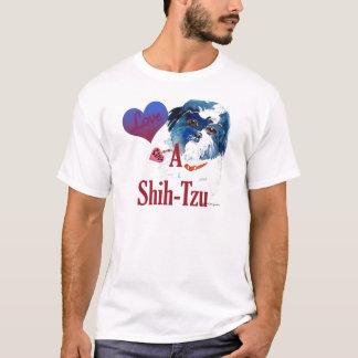 Camiseta Ame a un Shih Tzu