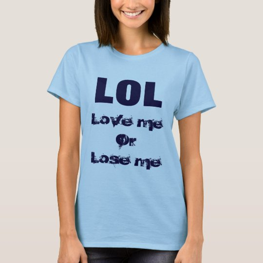 Camiseta Ámeme o piérdame