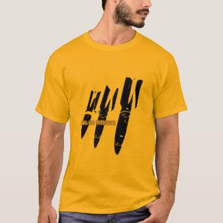 Camiseta Amenaza triple de HBA (para hombre)