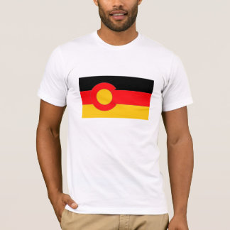 Camiseta American Apparel de Colorado del alemán