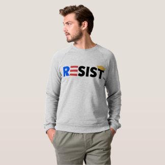 Camiseta americana de la resistencia