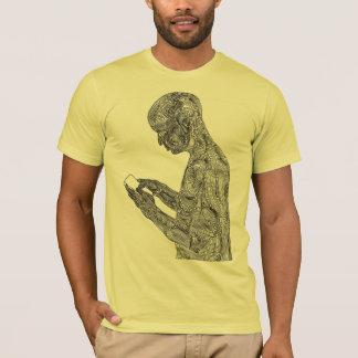 Camiseta americana del rezo (limón)