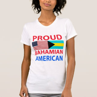 Camiseta Americano bahamés orgulloso