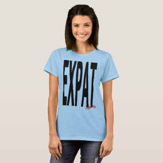 Camiseta Americano de Expat