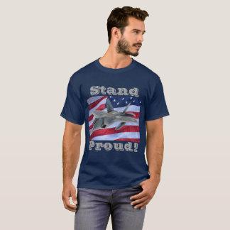 Camiseta Americano orgulloso