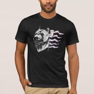 Camiseta Americano Pitbull