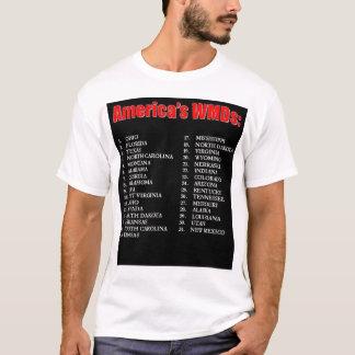 Camiseta Américas WMDs