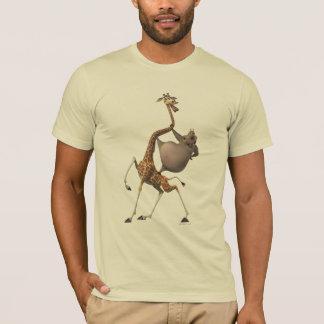 Camiseta Amigos de Gloria y de Melman
