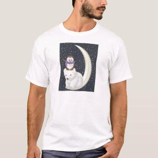 Camiseta Amigos de la noche estrellada