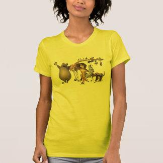 Camiseta Amigos de Madagascar