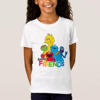 Camiseta Amigos del sésamo del Sesame Street el |