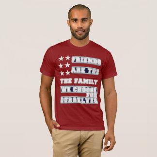 Camiseta Amigos - mi familia