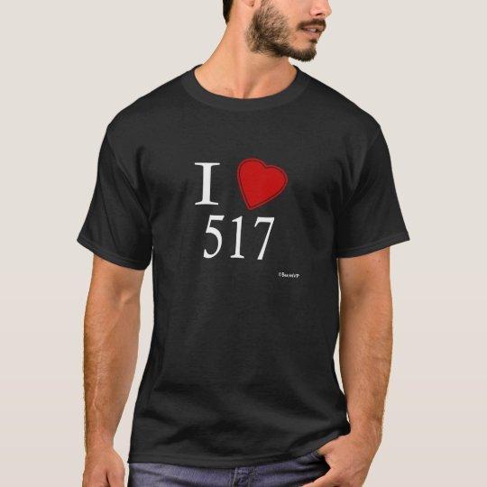 Camiseta Amo 517 Lansing