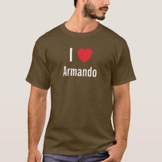 Camiseta Amo a Armando