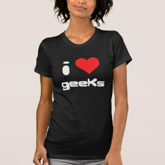 Camiseta amo a frikis