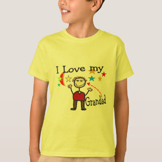 Camiseta Amo a mi papá magnífico