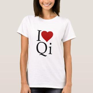 Camiseta Amo a Qi