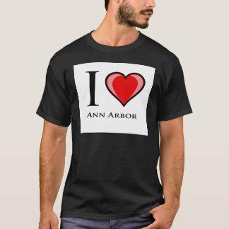 Camiseta Amo Ann Arbor