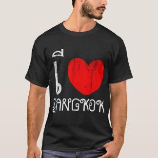 Camiseta Amo Bangkok o el corazón Bangkok de I