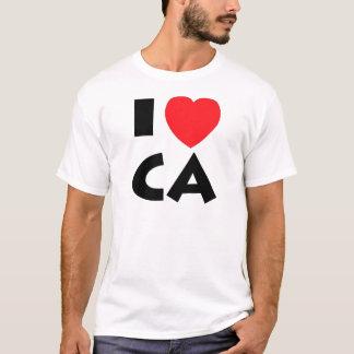 Camiseta Amo California